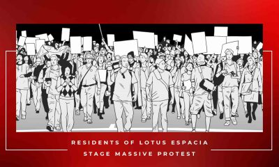 Residents-Of-Lotus-Espacia-Stage-Massive-Protest