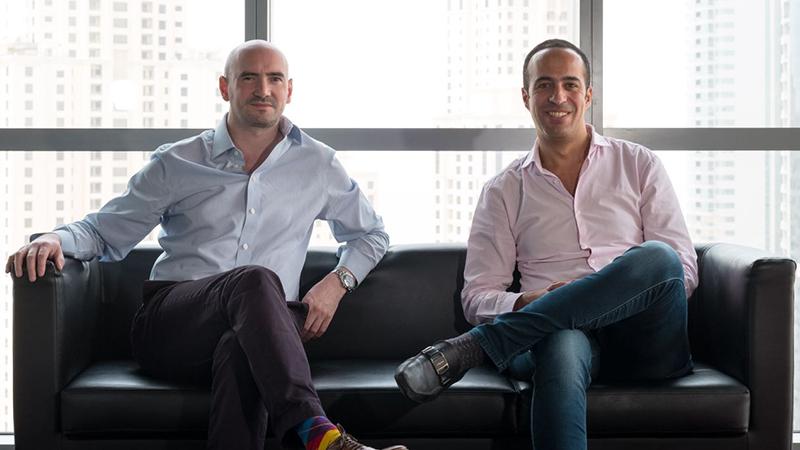 Paul Mallee and Rami Shamaa
