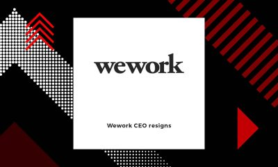 WeWork's Adam Neumann Resigns as CEO, gives up control