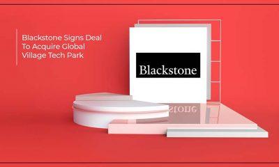 Blackstone To Buy Global Village Tech Park
