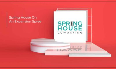 Spring House To Soon Open Its 12th Coworking Space