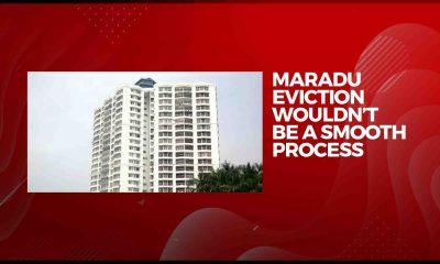 Maradu residents claims alternative rehabilitation options unavailable