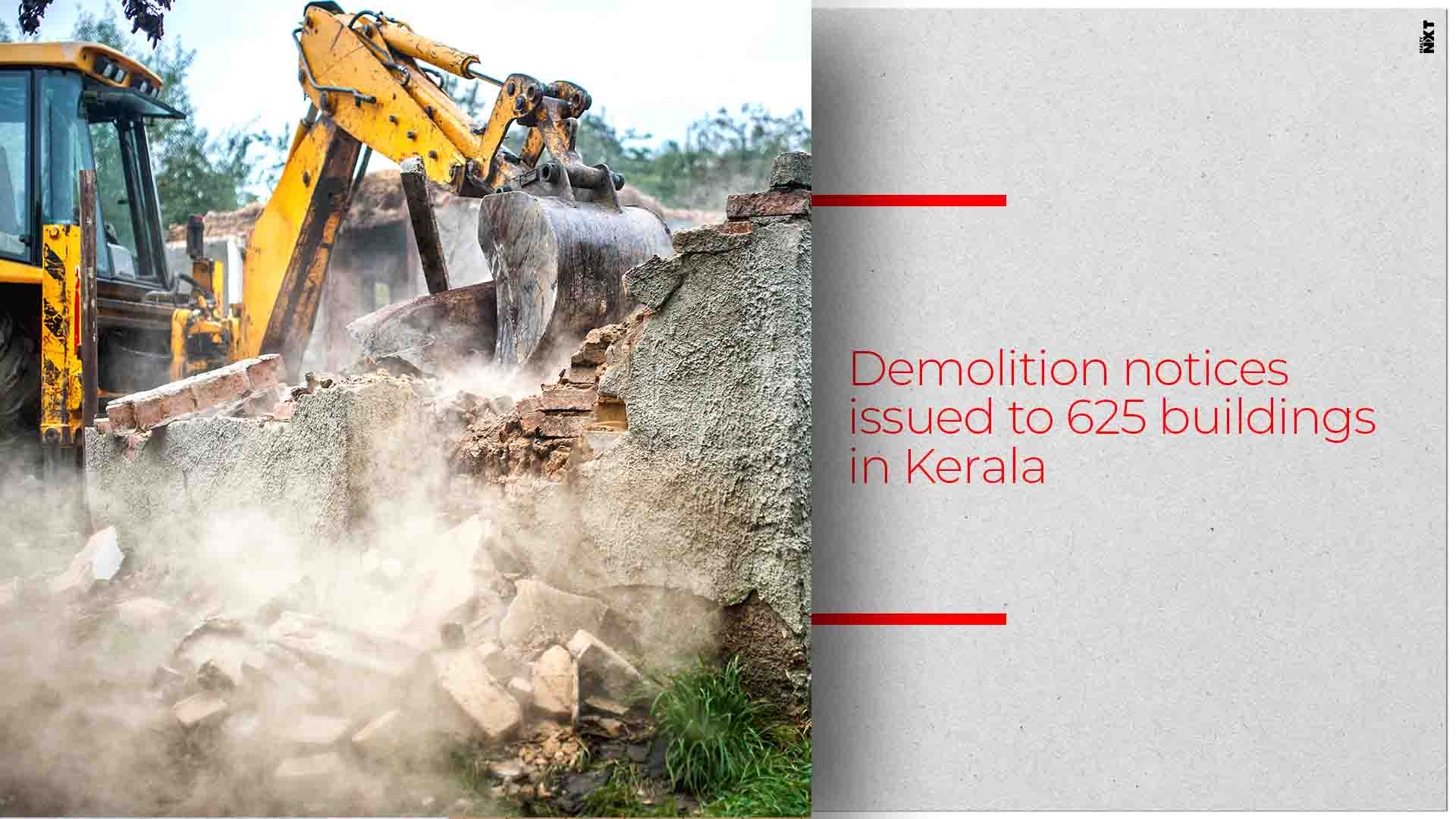 Over 600 backwater properties in Kerala to be demolished for CRZ violations, HC told