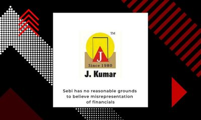J.Kumar Infraprojects didn't misrepresent financials with regards to PACL: Sebi