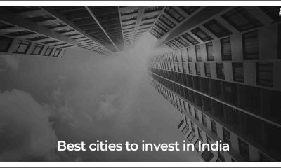 Top 10 Indian Cities to Invest In