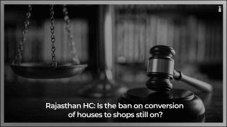 Rajasthan HC asks if ban on conversion of houses to shops still on in Walled City