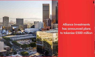 Alliance Investments to tokenise £500m of UK real estate