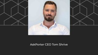 AskPorter CEO Tom Shrive