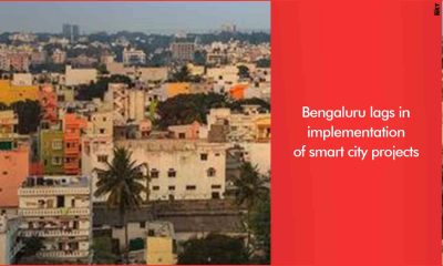 Bengaluru lags in implementation of smart city projects