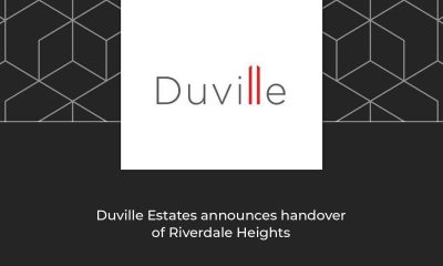 Duville Estates announces handover of Riverdale Heights