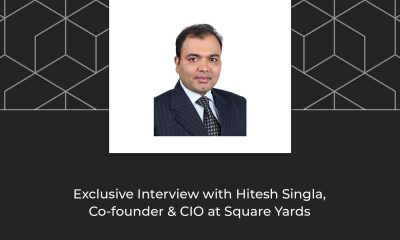 Interview with Hitesh Singla for REALTYNXT