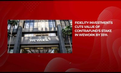 Fidelity Investments cuts value of Contrafund's stake in WeWork by 35%