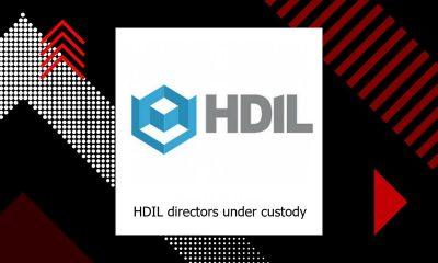 HDIL directors sent to police custody till October 14