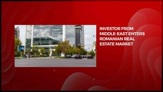 Investor from Middle-East enters Romanian real estate market