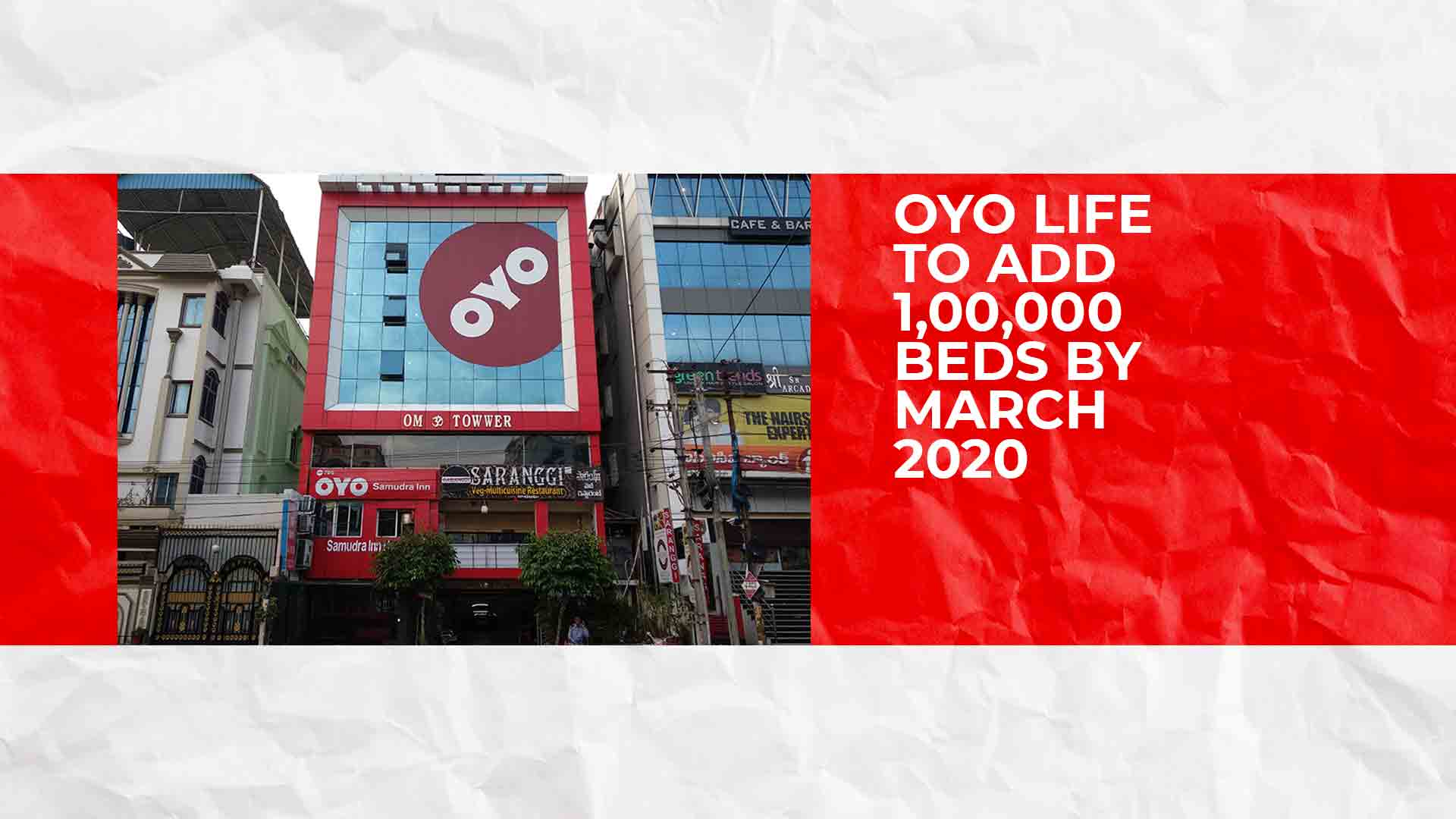 oyo life to add beds