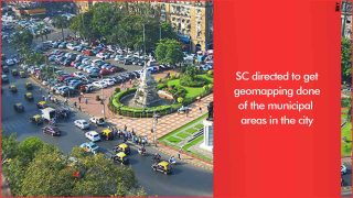 SC directs Maharashtra to undertake geomapping of cities