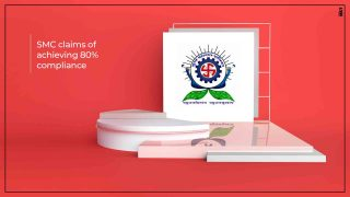 Surat Municipal Corporation claimed that they have achieved 80% compliance in last five months