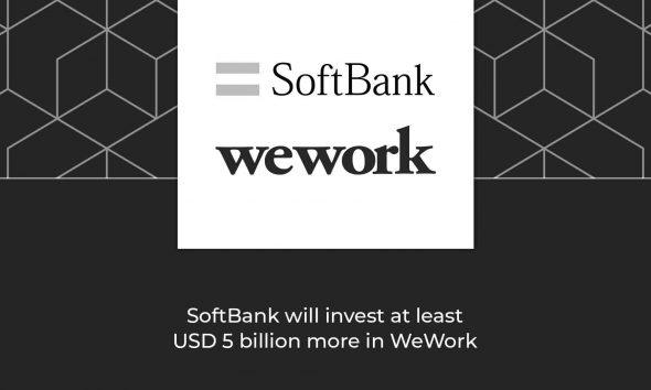 Sofbank wework