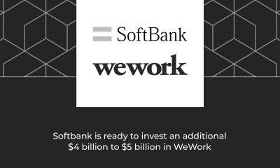 Softbank is ready to invest additional 4 million
