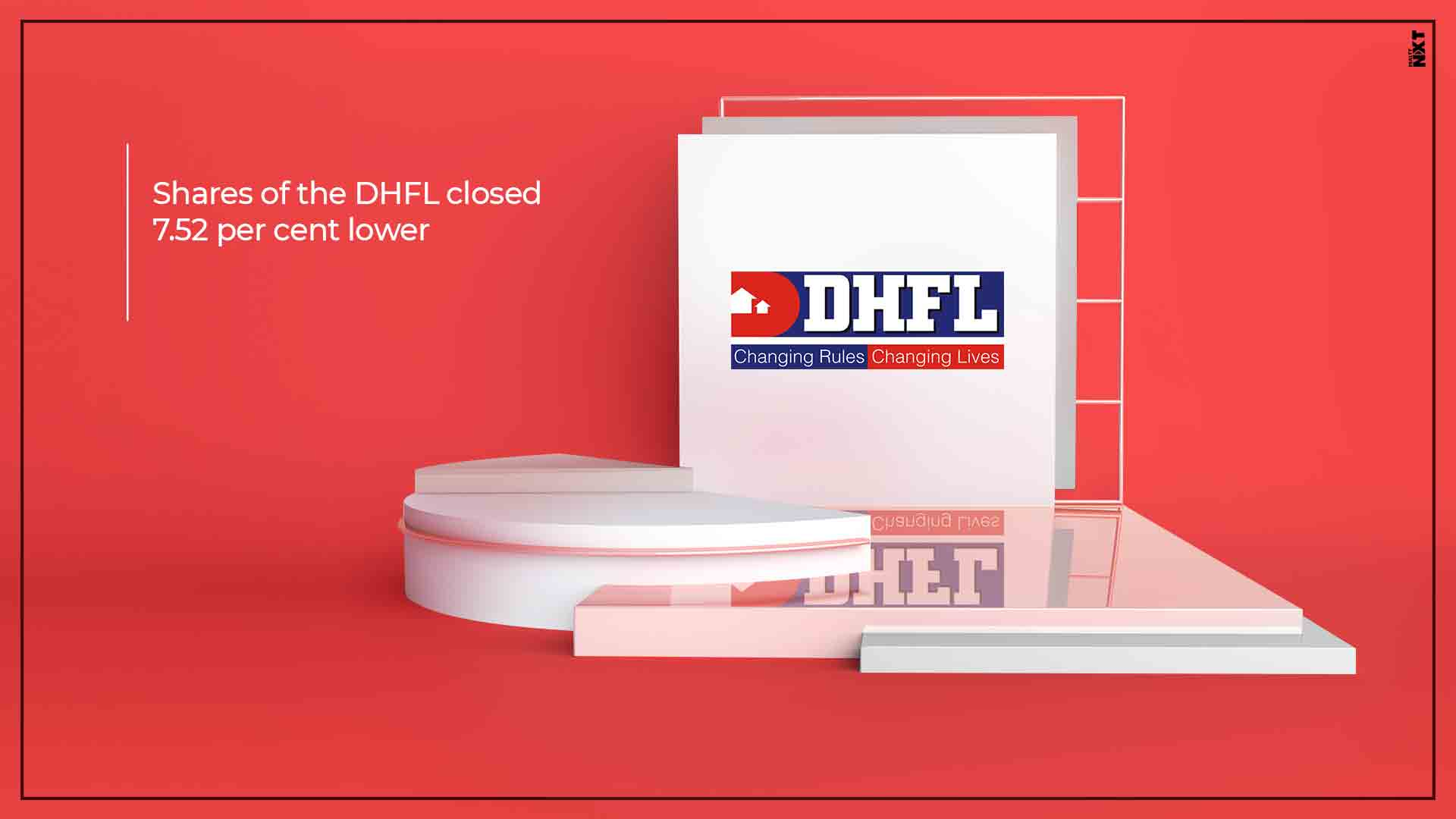 NBFC stocks tumble amid ongoing crisis; DHFL slides nearly 8%