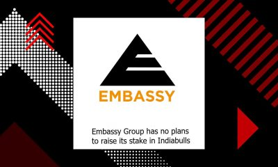 Embassy Group says no plan to raise stake in Indiabulls Real Estate