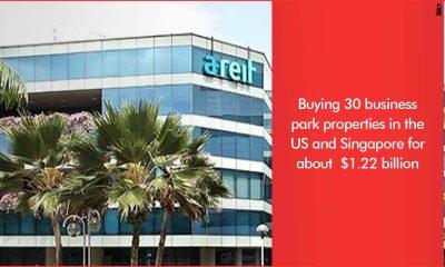 Ascendas REIT to buy business parks in US, Singapore for $1.2 billion