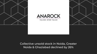 Noida, Greater Noida and Ghaziabad Clear Maximum Unsold Stock in NCR in 2 Years
