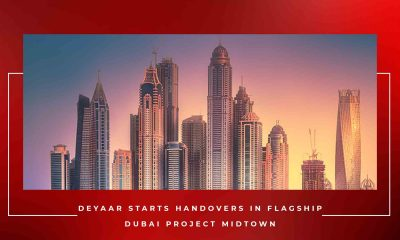 Deyaar starts handovers in flagship Dubai project Midtown