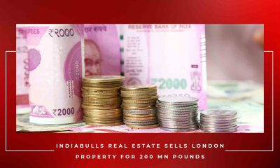 Indiabulls Real Estate sells London property to promoters for 200 mn pounds Read more at: //economictimes.indiatimes.com/articleshow/71866289.cms?utm_source=contentofinterest&utm_medium=text&utm_campaign=cppst