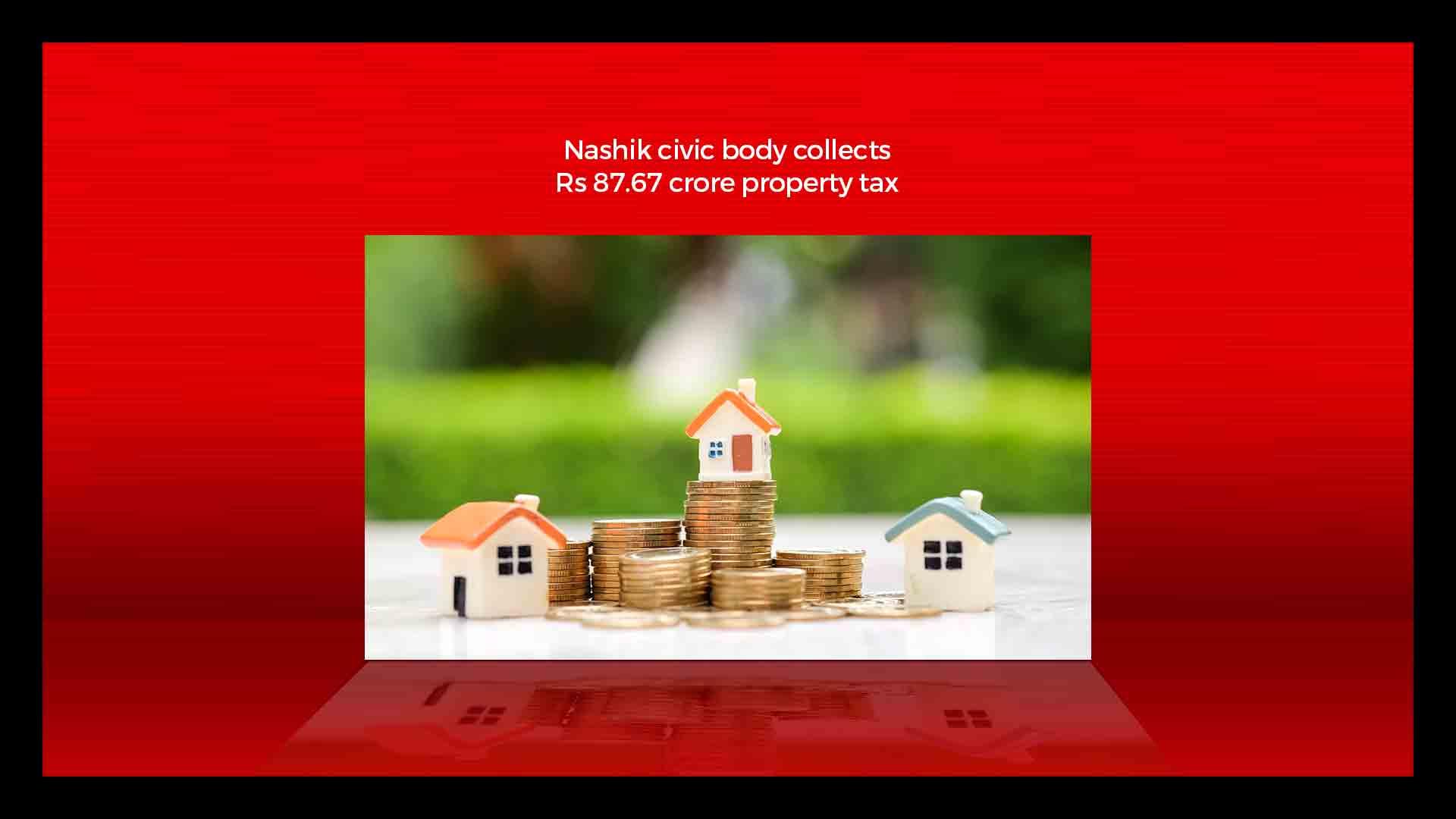 Nashik property tax