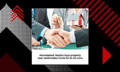 Ahmedabad: Realtor buys property n