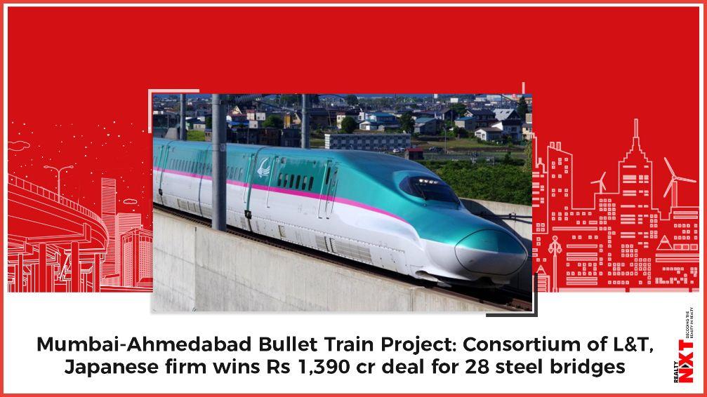 Mumbai-Ahmedabad Bullet Train Project