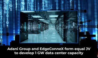 Adani Group and EdgeConneX