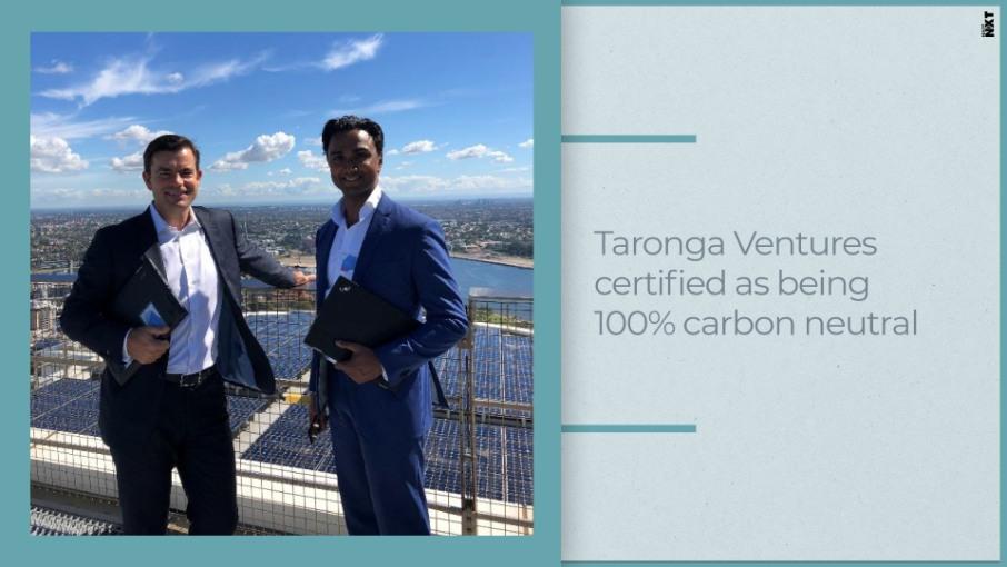 Taronga Ventures