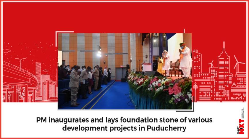 PM inaugurates