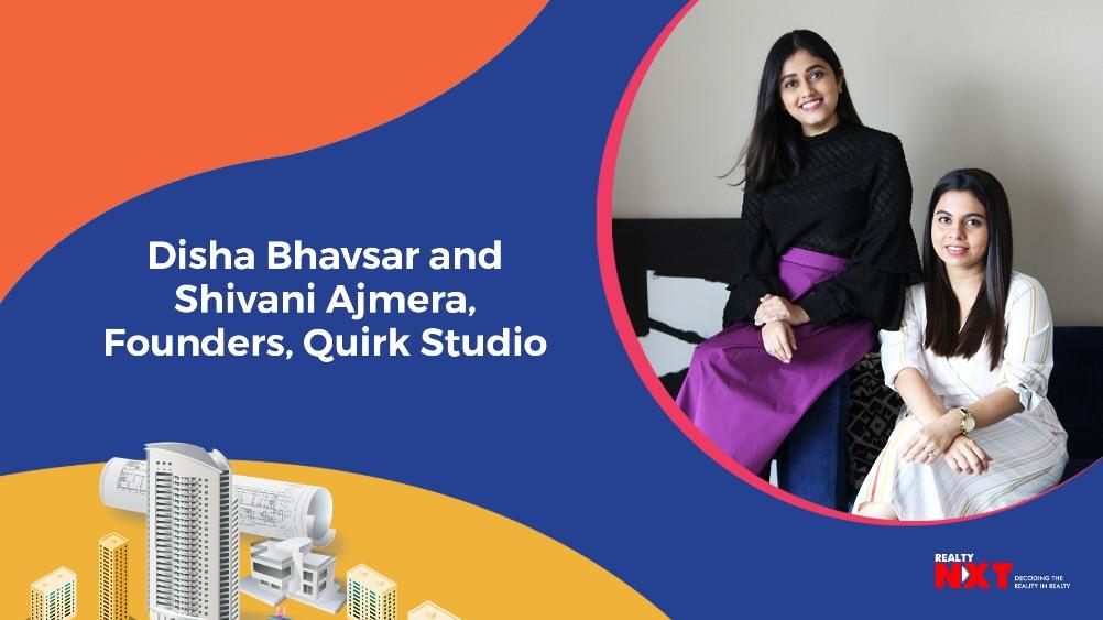 Disha Bhavsar and Shivani Ajmera